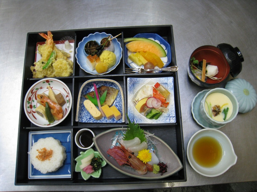 松花堂弁当 5,000円